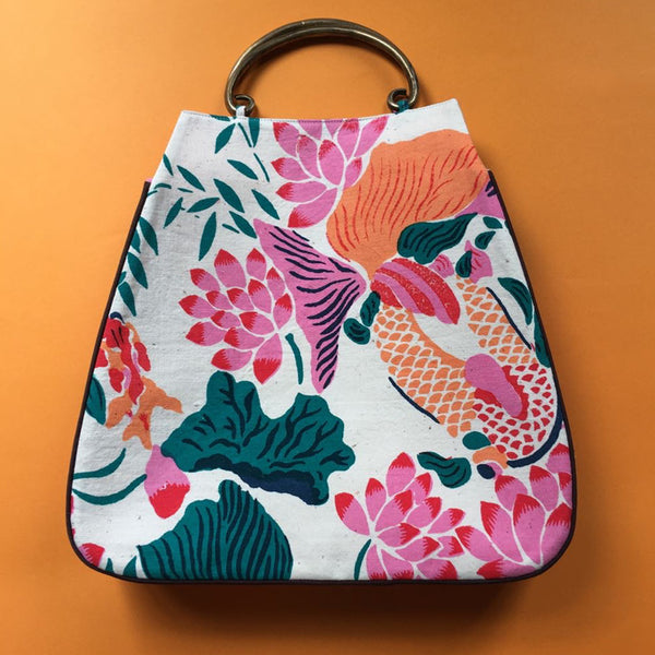 Metal Handle Bag by Suzhou Cobblers (China)