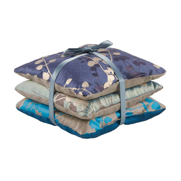 Gift: Clarissa Hulse Silk Lavender Bags (UK/EUROPE ONLY)