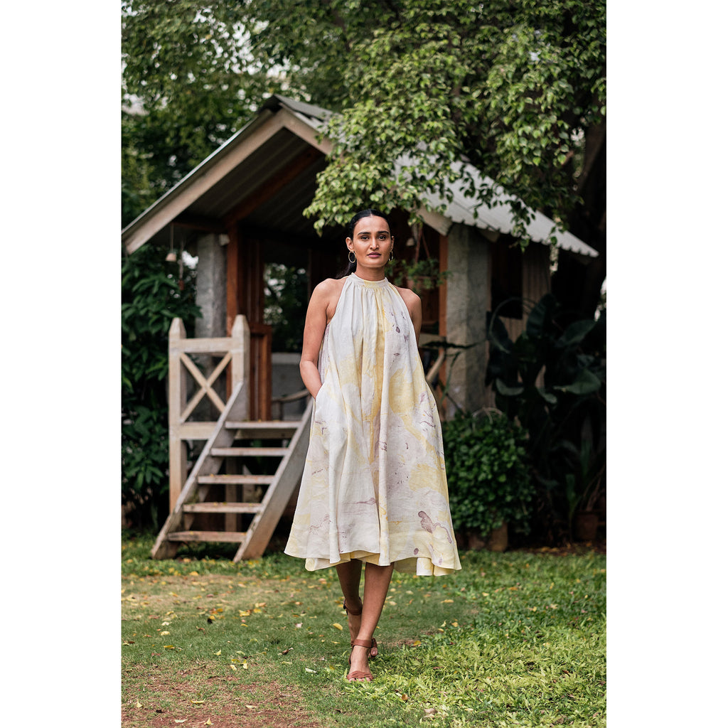 Musil dress by The Summer House (INDIA)