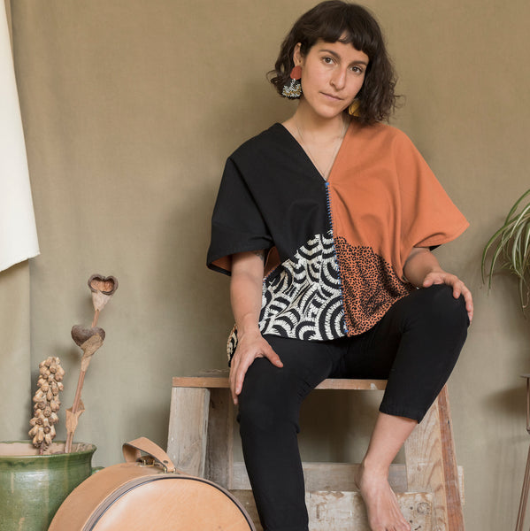 5 September 2020, 3-5pm BST, Hand Stitched Clothing, Virtual Workshop with Gabriela Martínez Ortiz (Mexico)