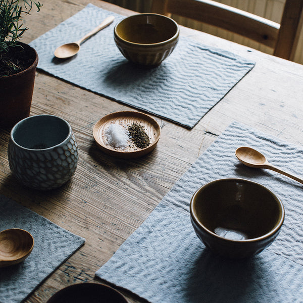 How to make a patchwork placemat - Selvedge Magazine