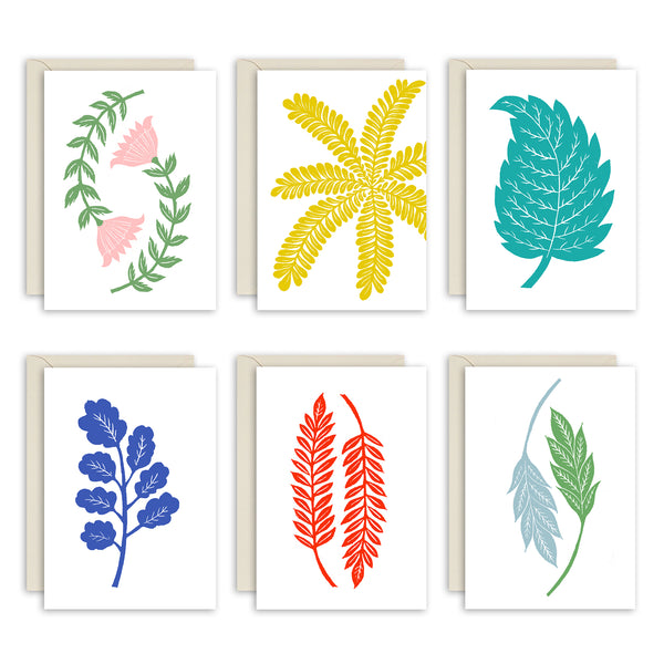 Kiran Ravilious, Plants Card Set