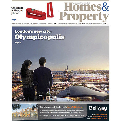 ES Homes & Property, November 2015