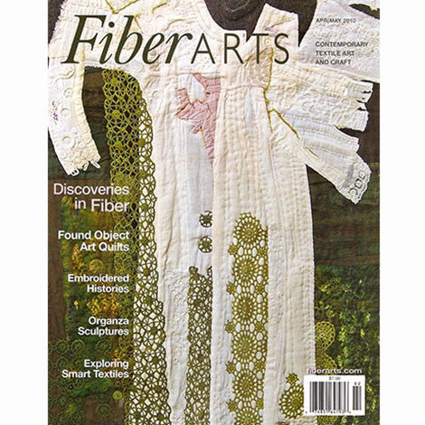 Fiber Arts, Summer 2004 - Selvedge Magazine