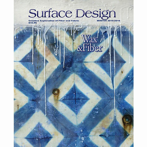 Surface Design Association Journal, Summer 2005