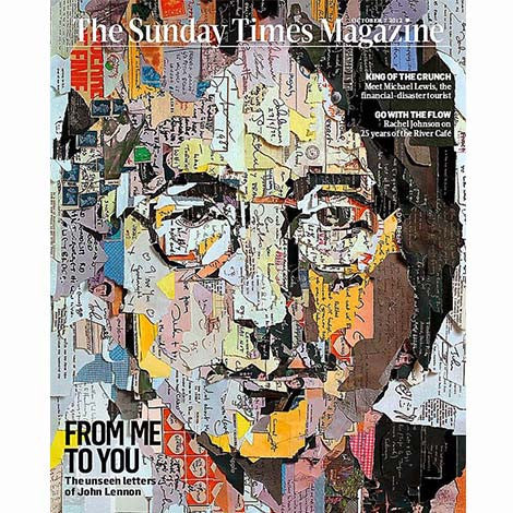 The Sunday Times Magazine, October 2012