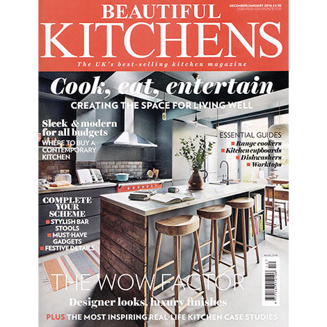 Beautiful Kitchens, December 2015 - Selvedge Magazine