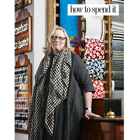 How to spend it, August 2012