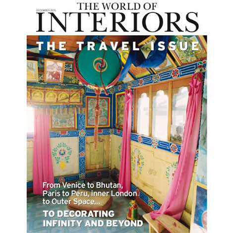 The World of Interiors, December 2015