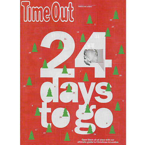 Time Out, December 2015