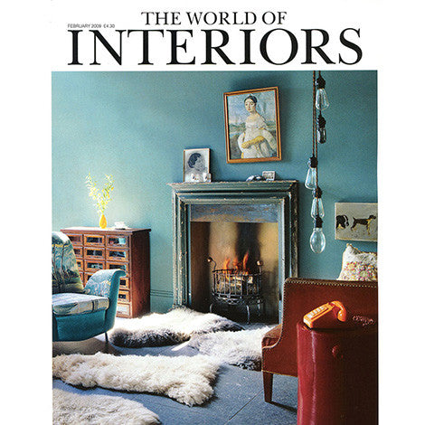 World of Interiors, February 2009