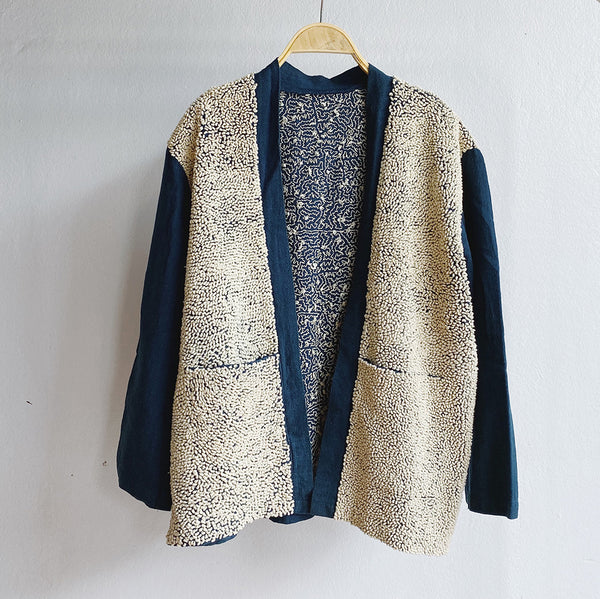 Hand embroidered Jacket by Farmer Rangers (THAILAND)