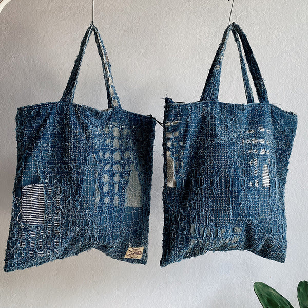 Boro Tote Bag by Farmer Rangers (THAILAND)