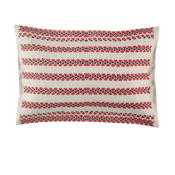 Khadi & Co, Cushion Covers, Embroidered