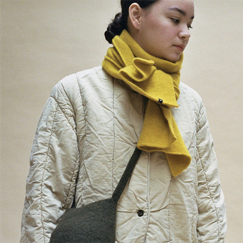 Cecilie Telle, Scarf, CT - Selvedge Magazine