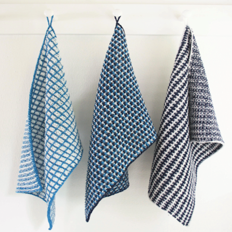 How to make your own dishtowels - Selvedge Magazine
