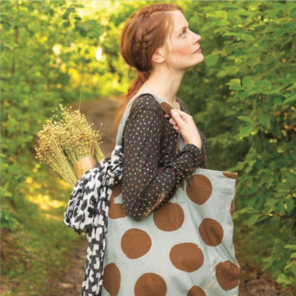 Gift: Cotton Tote by Gudrun Sjoden