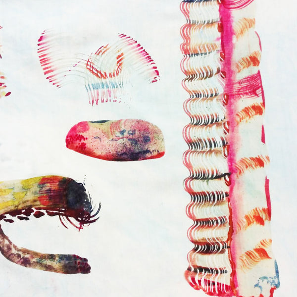 2 May 2020, Paint Your Own Silk Handkerchief with Rose de Borman - Selvedge Magazine