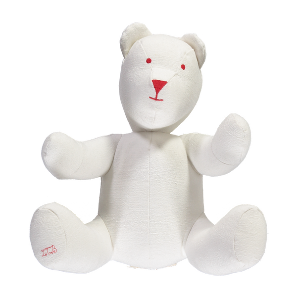 Les Toiles Blanches, White Bear