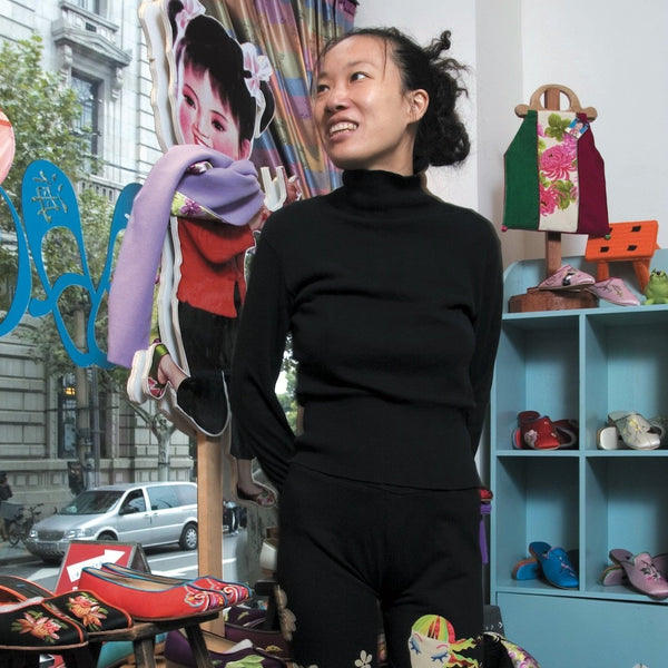China, Denise Huang/Suzhou Cobblers, Hand-Sewn Silk Slippers and Shoes