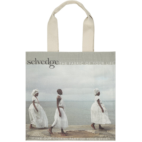 The Selvedge Tote, Issue 53 Equatorial