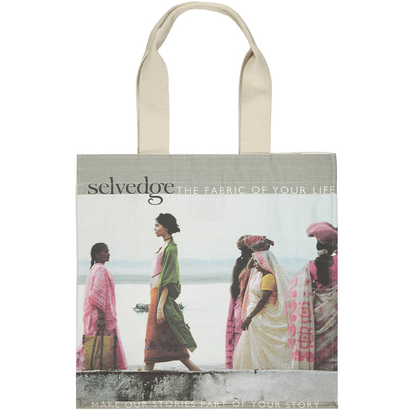 The Selvedge Tote, Issue 66 India