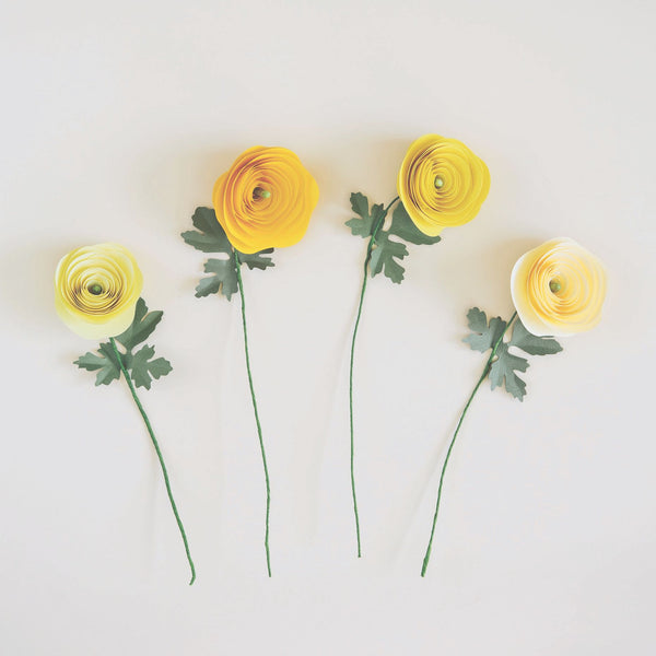 How to make paper flowers - Selvedge Magazine