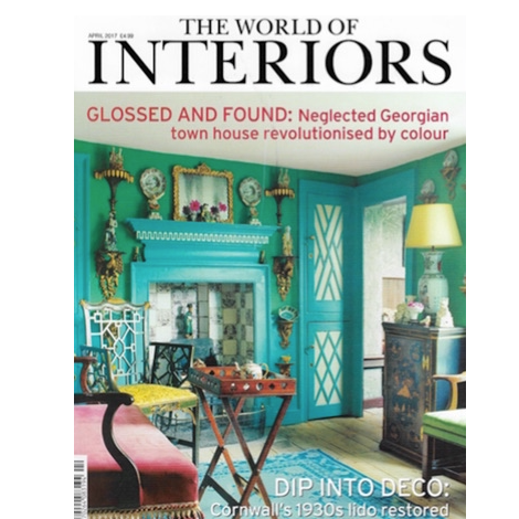 The World of Interiors, April 2017