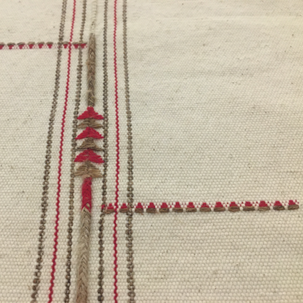 4 September 2020, 9-11am BST, Decorative Seam Stitches of Nagaland, Virtual Workshop with Artisans' Centre (India)