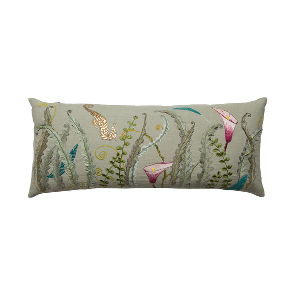 Happy Fern Cushion by Bokja (Lebanon)