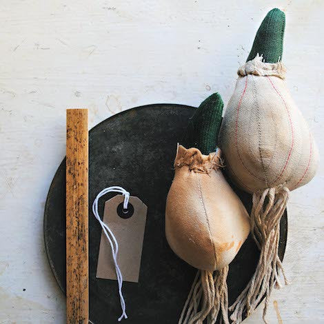 How to make a sprouting bulb - Selvedge Magazine
