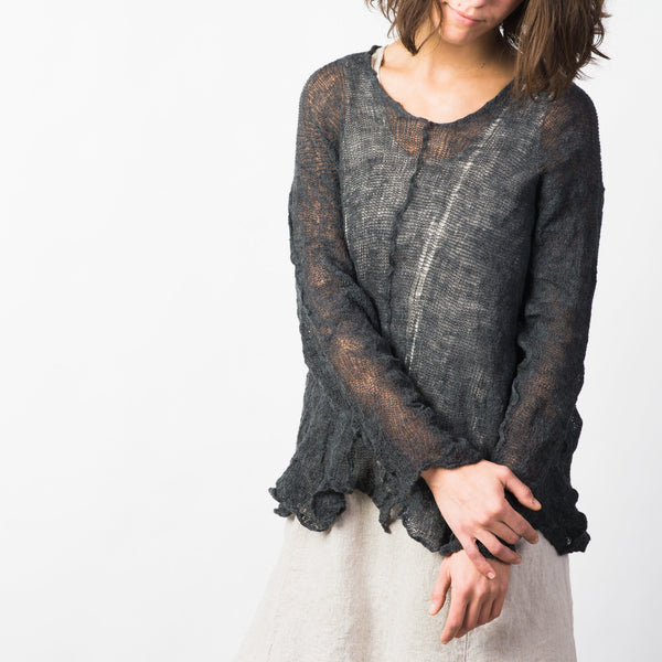 Cara May Knits, Wabi Sabi Pull