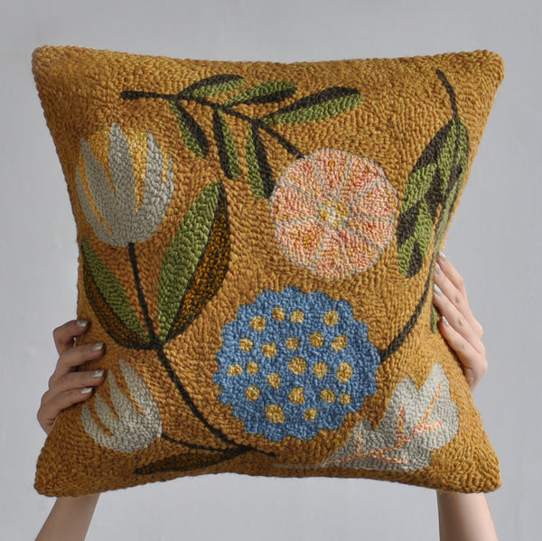 Saturday 8 & Sunday 9 May 2021, Punch Needle Embroidery, Virtual Workshop with Arounna Khounnoraj