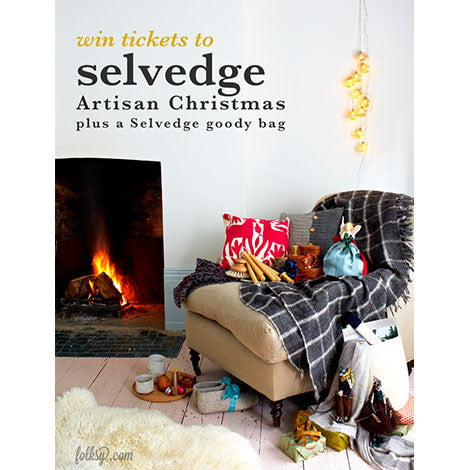 Folksy, October 2015 - Selvedge Magazine