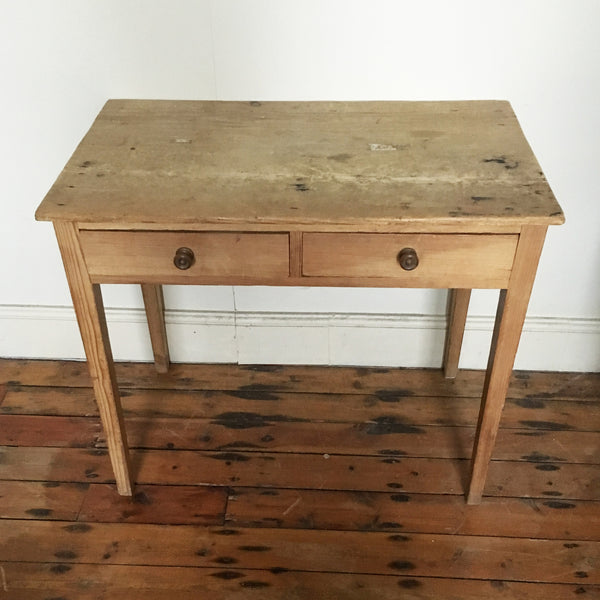 Georgian Side Table - Selvedge Magazine