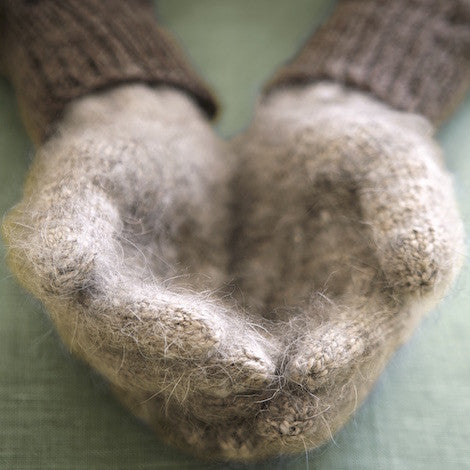 How to knit your own gloves - Selvedge Magazine