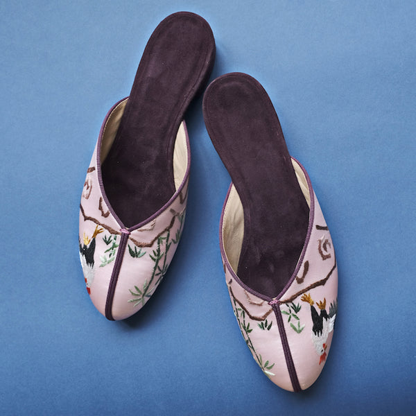 China, Suzhou Cobblers, Good Morning Flat Shoes