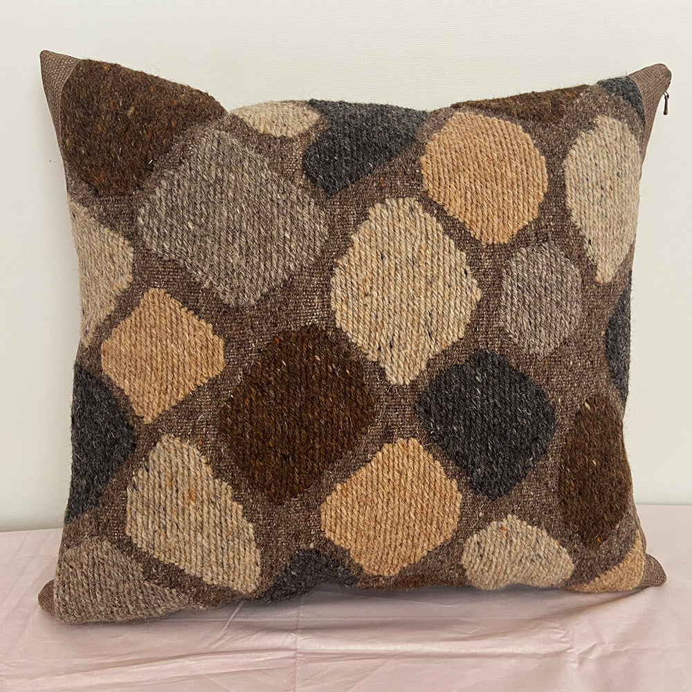 Stone Wall Pillow Cover by Armine Amaryan, Goris WDRCF