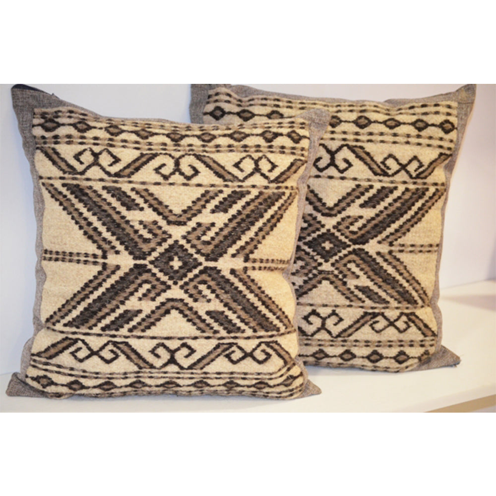 Kerxach Pillow Cover by Armine Amaryan, Goris WDRCF