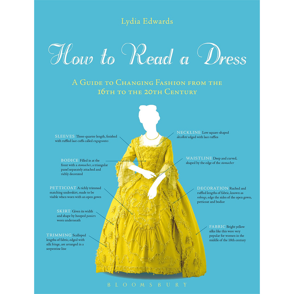 How to Read a Dress - Selvedge Magazine