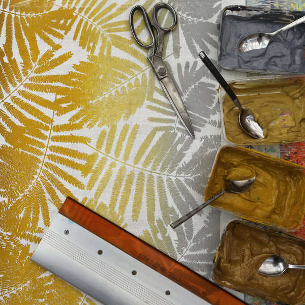7-14 August 2021, Botanical Printing with Clarissa Hulse