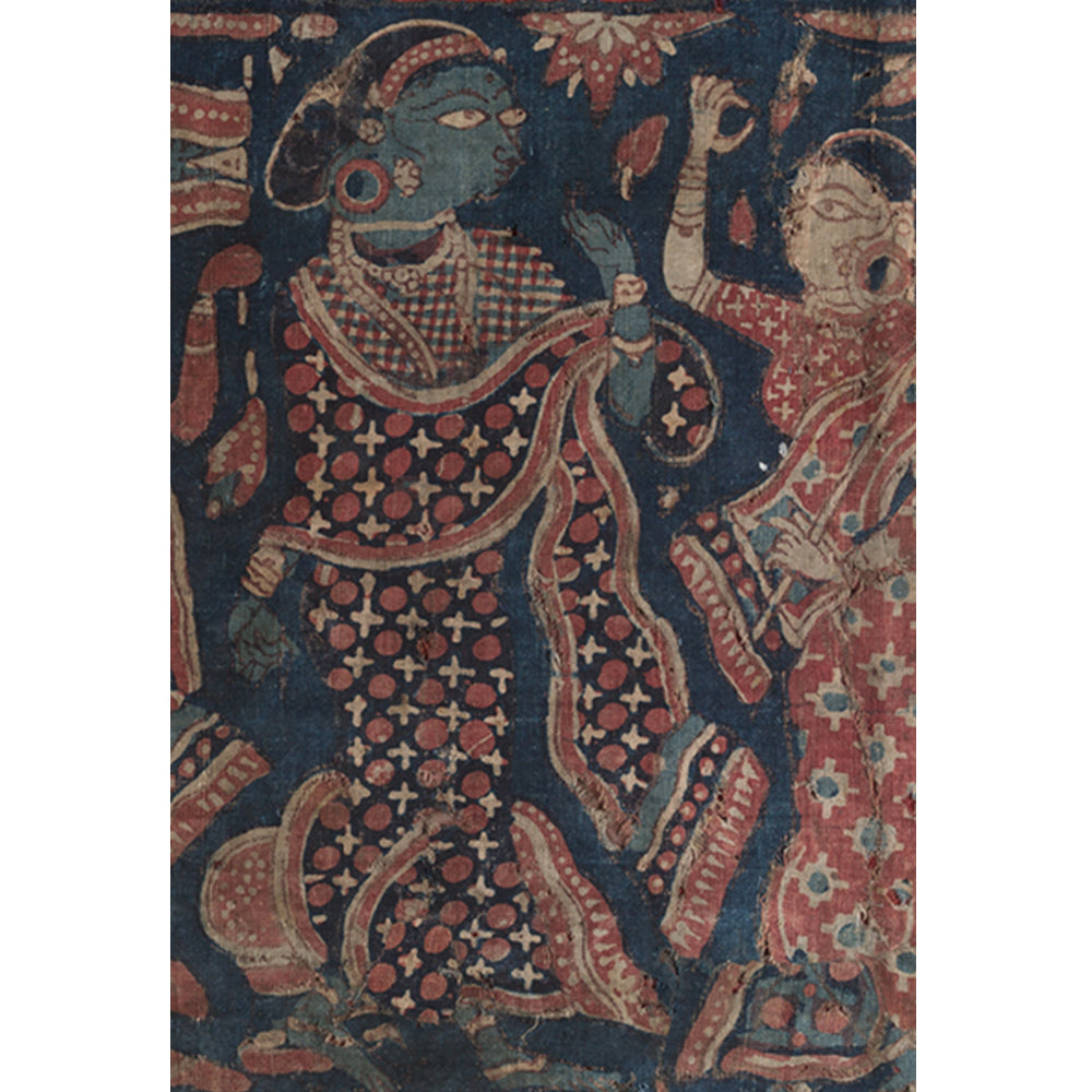 Traded Treasures: Indian Textiles for Global Markets