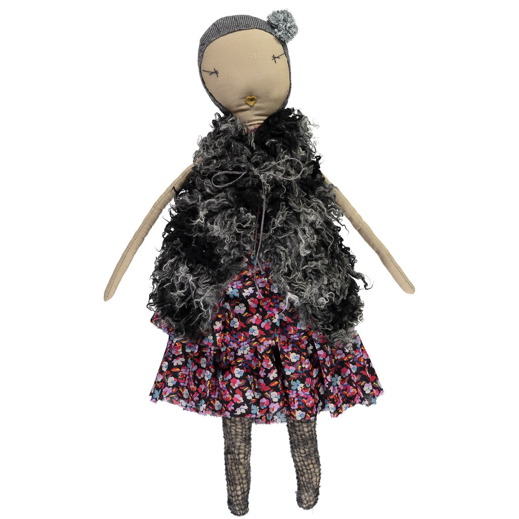 Jess Brown, Doll Collection