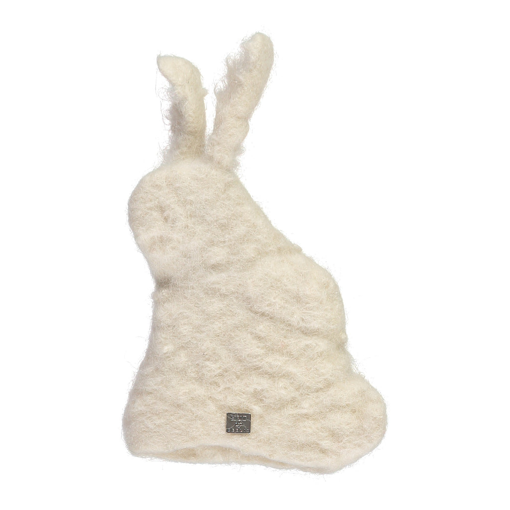 Hut Up, Little Rabbit Felt Egg Cosy - Selvedge Magazine