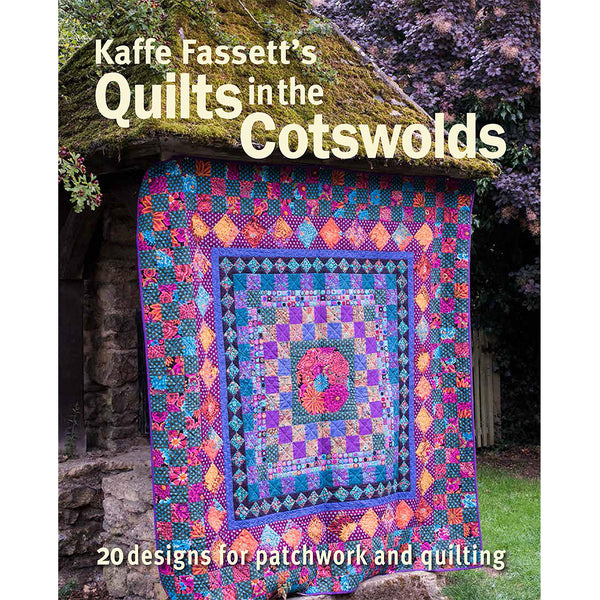 Kaffe Fassett's Quilts in the Cotswolds - Selvedge Magazine