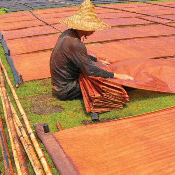 Learn About Chinese Mud Silk History, Process & Design