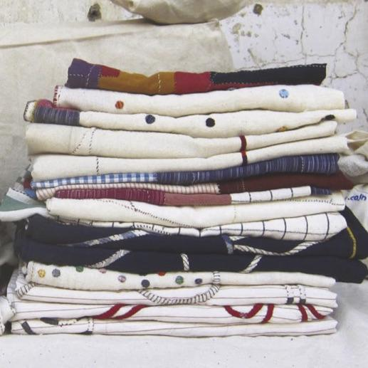 30 January 2021, Handstitched Upcycled Clothing, Virtual Workshop with RaasLeela