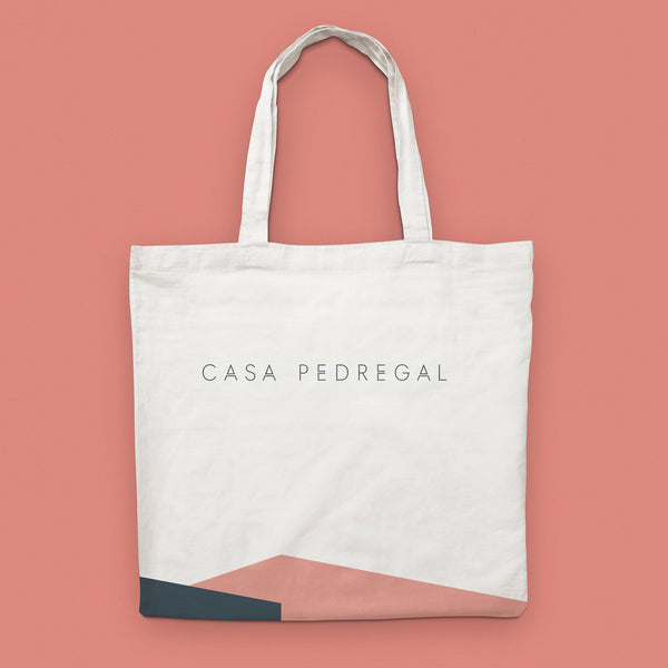 3 Year Subscriber Gift: Casa Pedregal Canvas Tote - Selvedge Magazine