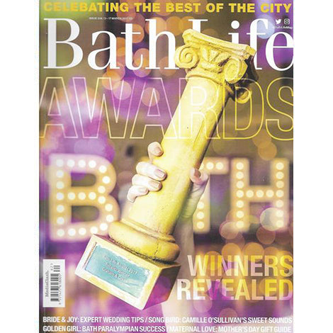 Bath Life, March 2017 - Selvedge Magazine