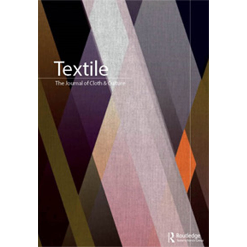 Textile: Cloth and Culture, Volume 12, Issue 3